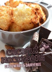Coconut macaroons ok