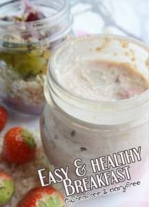 Easy & healhty breakfast 1