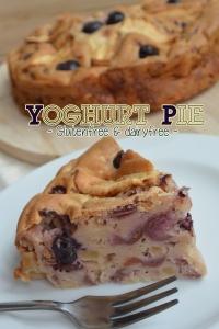 Yoghurt Pie